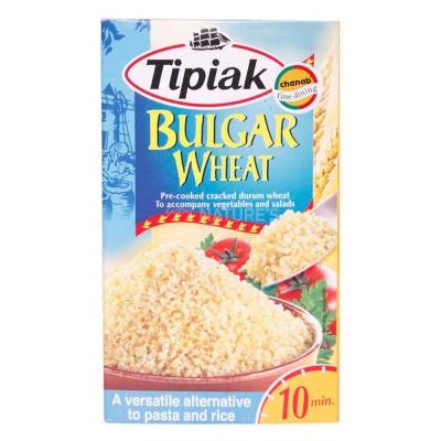 TIPIAK COUSCOUS BULGAR WHEAT 500GM