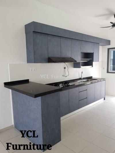 Melamine Kitchen Cabinet Setia Ecohill 2