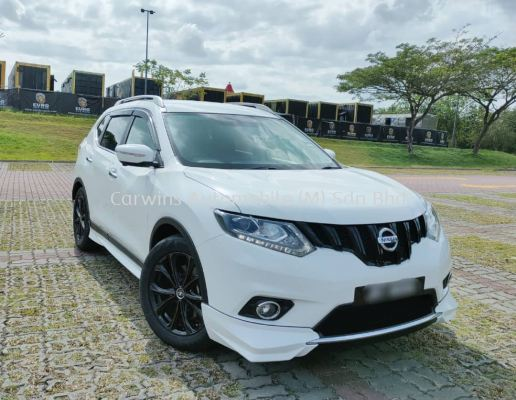 2016 Nissan X Trail 2.5 IMPUL MODEL