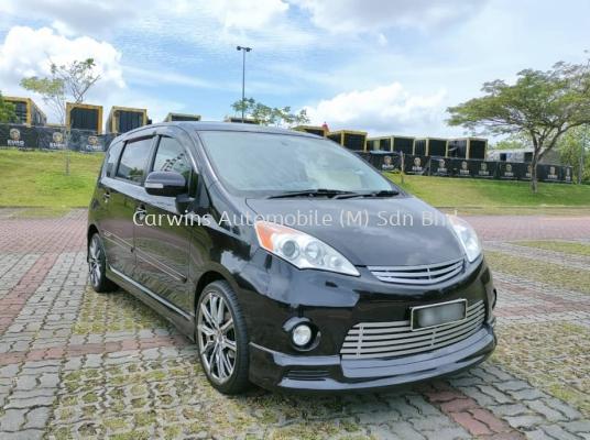2012 Perodua Alza 1.5 EZI