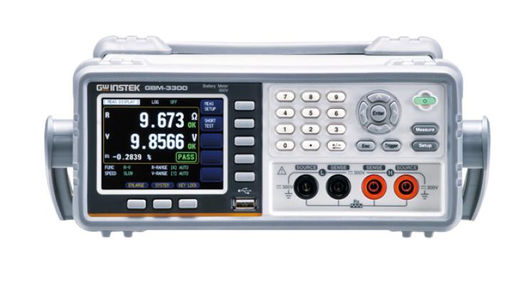 GW INSTEK GBM-3000 Battery Meter