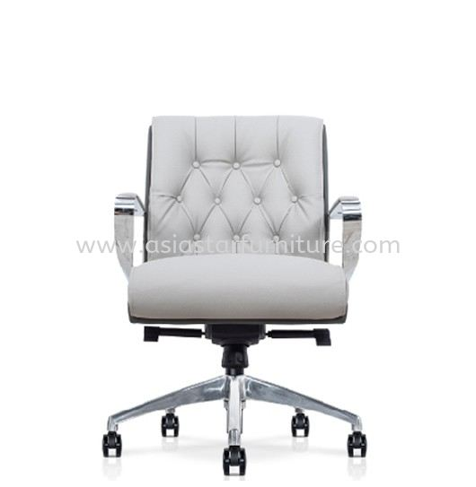 CALEN DIRECTOR LOW BACK PU OFFICE CHAIR - director office chair dataran prima | director office chair taman sea | director office chair semenyih