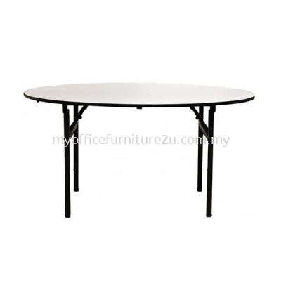 VFO50N Foldable Round Table 1500 x 1500DIA x 760H mm