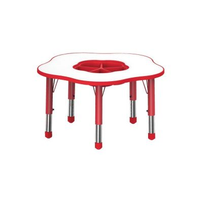 QYY073 Adjustable Flower Shaped Manipulative Table
