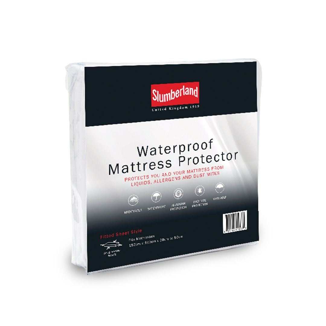 Waterproof Mattress Protector Queen Size