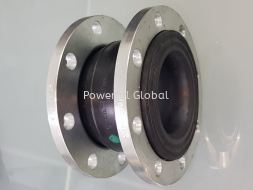 Rubber Expansion Joint Single Bellow with Flanges