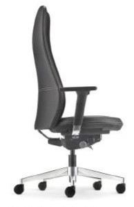 Presidential high back chair AIM6410LD98(side view)