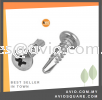 SDS6X0.75 6 X 3/4'' Self Drilling Screw (50 PCS) CABLE / POWER/ ACCESSORIES