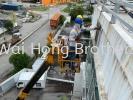Wall Cracking Repairs Pu Injection And Polyurethane Coat