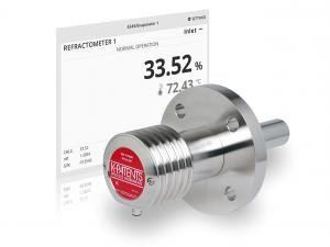 VAISALA K-PATENTS® Process refractometer PR-43-G