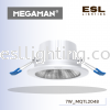 MEGAMAN Eye Ball MQTL2048 7W Embedded Installation High Quality LED Chips MEGAMAN