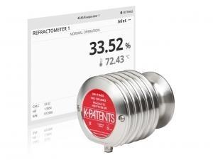 VAISALA K-PATENTS® Sanitary Refractometer PR-43-A