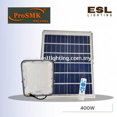 PRO SMK SOLAR LED FLOODLIGHT 400W