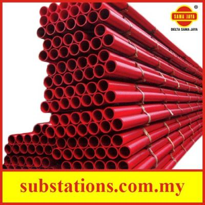 HDPE Solid Wall Cable Pipes - PN10