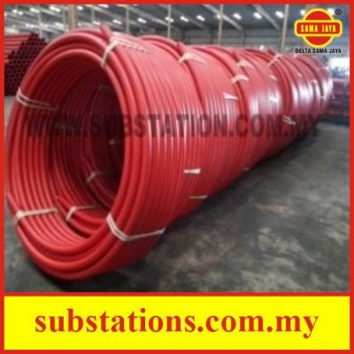 HDPE Corrugated Pipe (Double Wall)