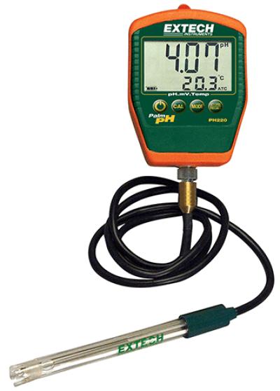pH - ORP (Extech PH220-S)