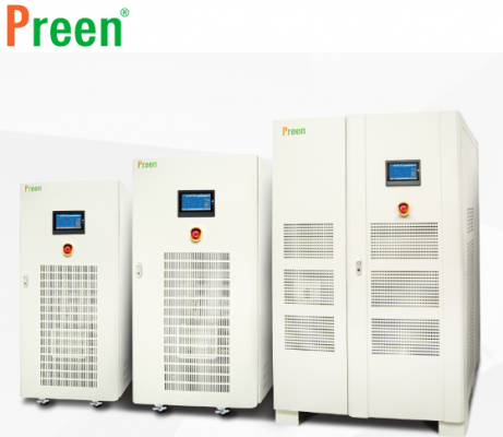 High Power Programmable AC Power Source AFV Series