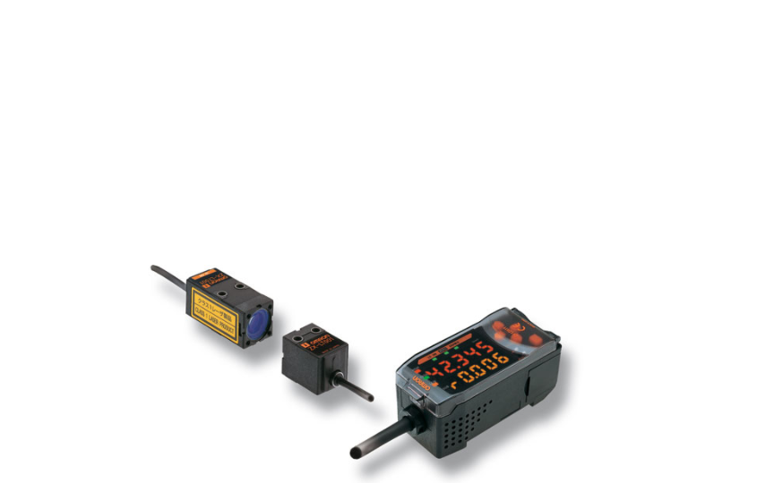 OMRON ZX-L-N A Host of Smart Functions Inside a Compact Body with a Full Range of Laser Types