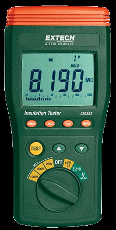 Megohmeters - Extech 380363