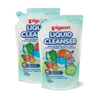 PIGEON - LIQ CLEANSER REF 650ML TP - PG7129824A