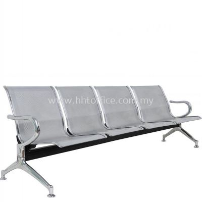 Delpino Lite 4 - Four-Seater Waiting Area Chair
