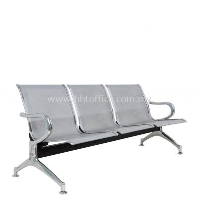 Delpino Lite 3 - Three-Seater Waiting Area Chair