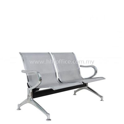 Delpino Lite 2 - Two-Seater Waiting Area Chair