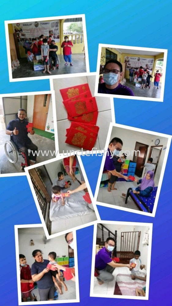 CNY CARE PROJECT FOR THE DISABLED KIDS