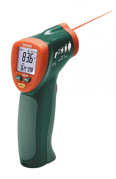 Infrared Thermometers - Extech 42510A