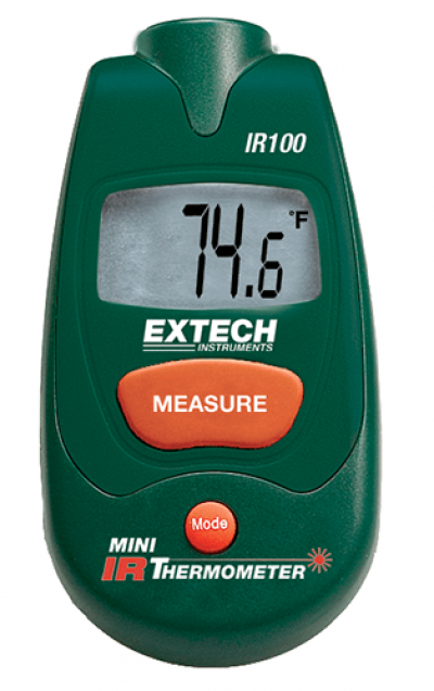 Infrared Thermometers - Extech IR100