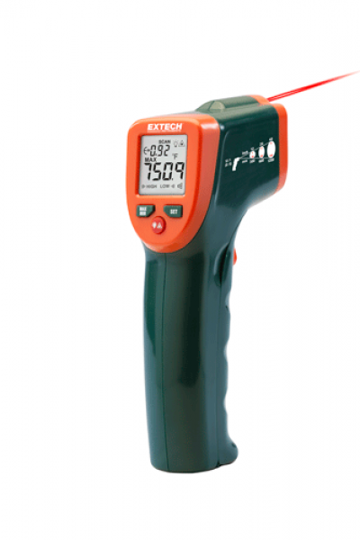 Infrared Thermometers - Extech IR260