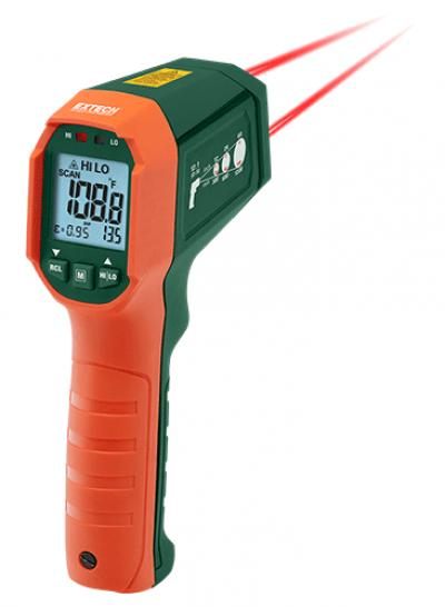 Infrared Thermometers - Extech IR320