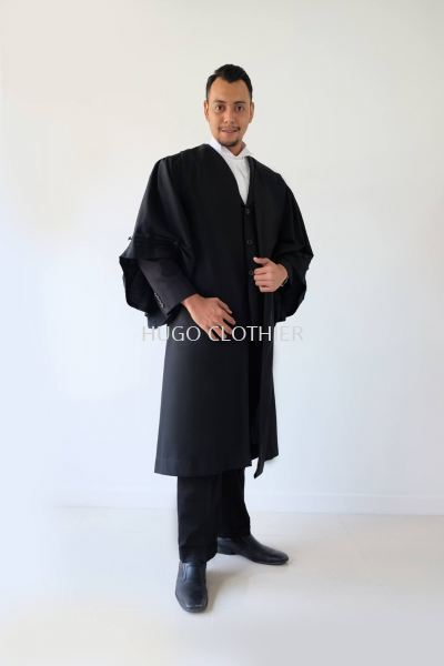 Barrister Gown (High Court)