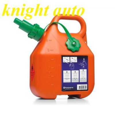 Husqvarna Fuel and Oil Combination Combi Can (Chainsaw/Brush Cutter/Trimmer/Mist Blower/Leaf Blower)