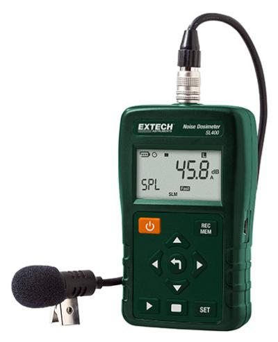 Dosimeters - Extech SL400
