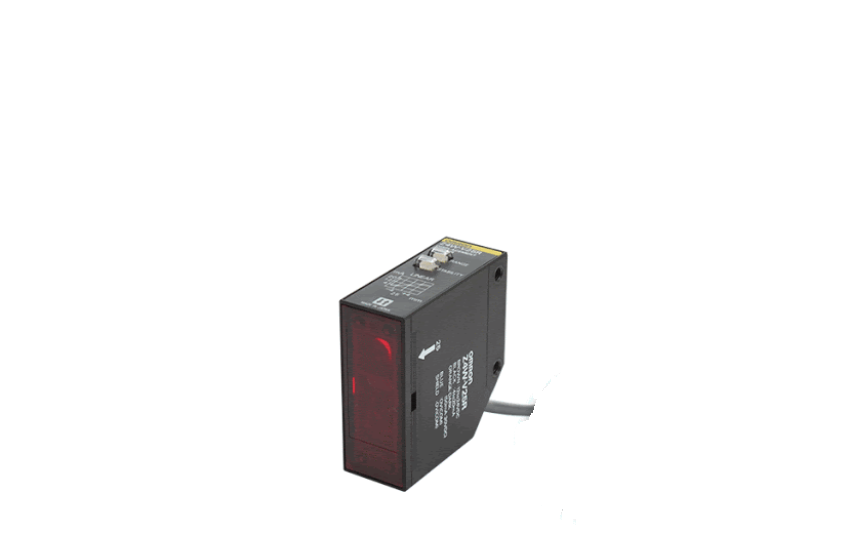 OMRON Z4W-V Low-cost Displacement Sensor with 10-micron Resolution with Red LED