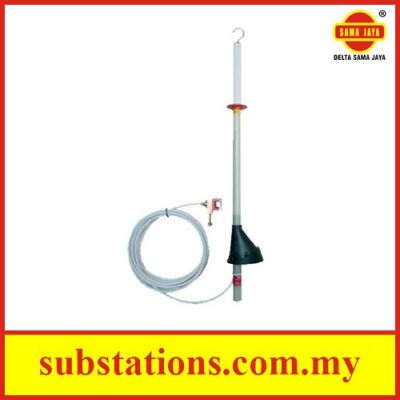 Earth Discharge Rod