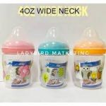 163-614 5OZ WIDE NECK FEEDING BOTTLES