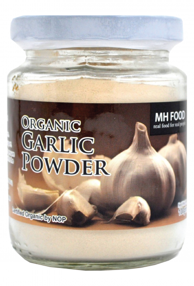 MH Food Organic Garlic Powder