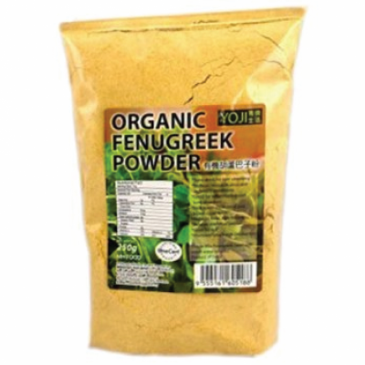 Yoji Organic Fenugreek Powder