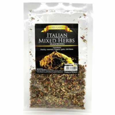 Herbs Garden Italian Mixed Herbs Seasoning