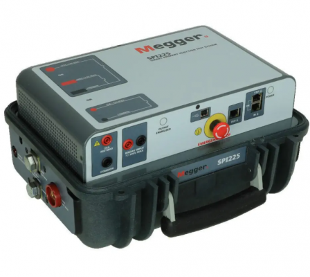 MEGGER SPI225 Smart Primary Injection Test System