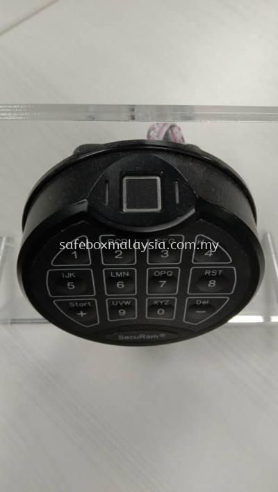 ScanLogic Basic Safe Lock