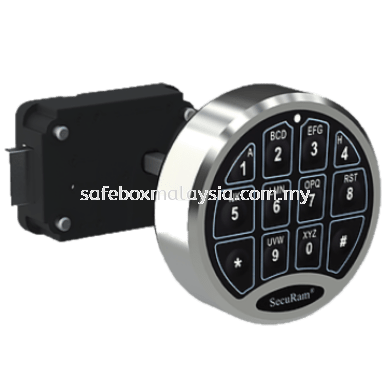 SafeLogic Basic Safe Lock Securam