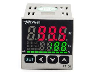MAXWELL Full Featured Temperature Controller(FTX00 Series)