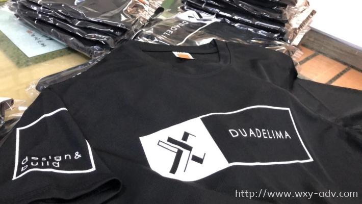 DUADELIMA Silkscreen Uniform