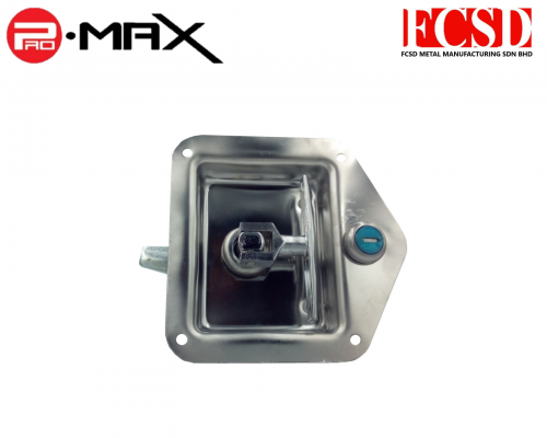 HL-002-S Lorry Truck Stainless Steel Handle Lock