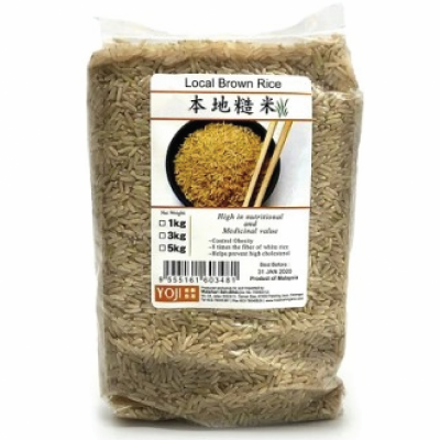 Local Brown Rice