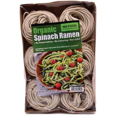 MH Food Organic Spinach Ramen