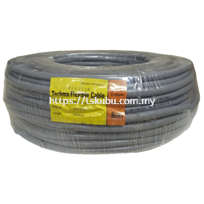 54121101  110 / 0.193mm x 3C FLEXIBLE CABLE